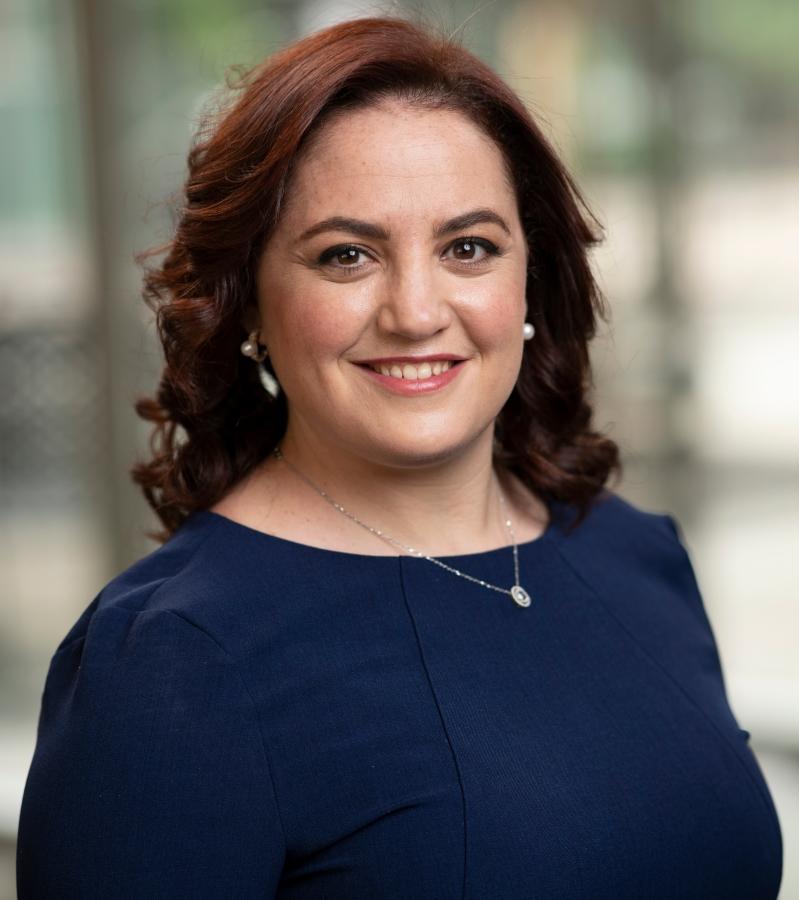Dr. Allison Betof Warner