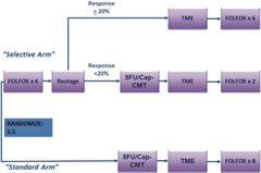 Fig 1. Outline of the PROSPECT trial.