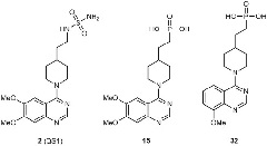 Figure 1. Small Molecule Inhibitors of ENPP1 Hydrolysis of 2′,3′-cGAMP.