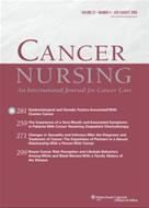 An International Journal for Cancer Care.